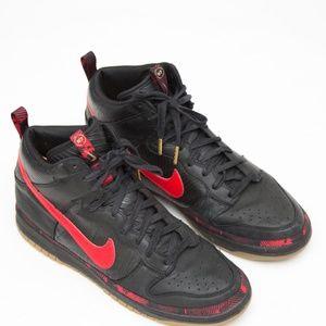 newest e3872 62cc8 Nike Shoes - Nike Dunk High Premium N7 Hi Shoe s AA1126 11